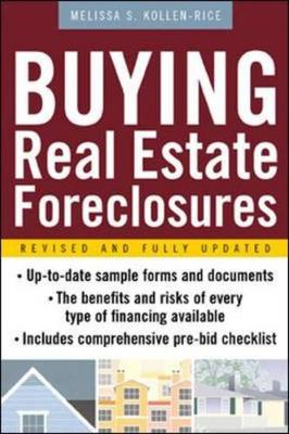 Buying Real Estate Foreclosures - Kollen-Rice, Melissa S