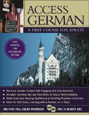 Access German: A First Course for Adults - Harnisch, Henriette