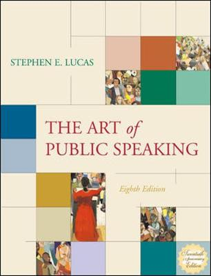 The Art of Public Speaking (NAI, Text-Alone) - Lucas, Stephen E