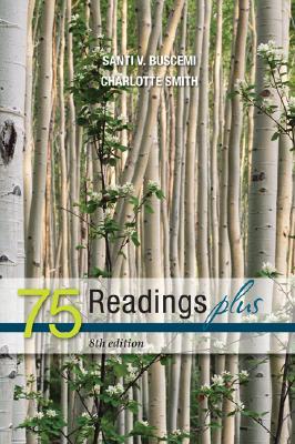 75 Readings Plus - Buscemi Santi, and Smith, Charlotte (Editor), and Buscemi, Santi V (Editor)