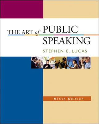 The Art of Public Speaking with Learning Tools Suite (Student CD-ROMs 5.0, Audio Abridgement CD Set, Powerweb, & Topic Finder) - Lucas, Stephen E, and Lucas Stephen