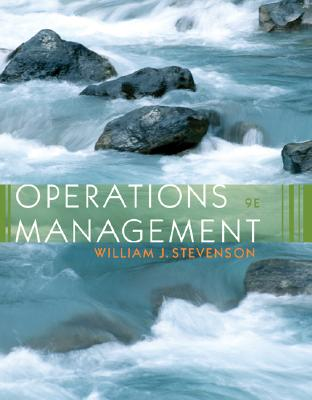 Operations Management with Student DVD - Stevenson, William J, and Stevenson William