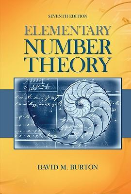 Elementary Number Theory - Burton, David M