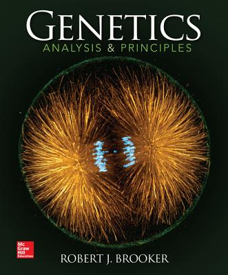 Genetics: Analysis and Principles - Brooker, Robert J.