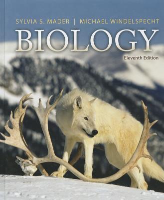 Biology - Mader, Sylvia Windelspecht, and Windelspecht, Michael