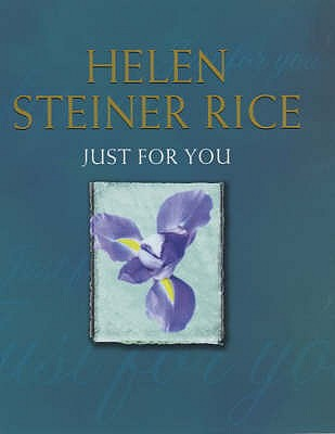Just for You - Rice, Helen Steiner