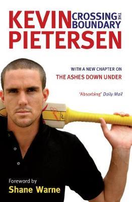 Crossing the Boundary - Pietersen, Kevin