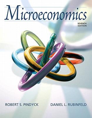Microeconomics - Pindyck, Robert S, and Rubinfeld, Daniel L