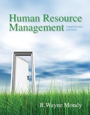 Human Resource Management - Mondy, R Wayne