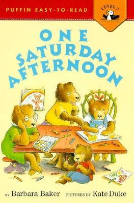 One Saturday Afternoon - Baker, Barbara