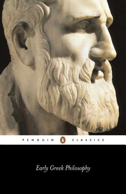 Early Greek Philosophy - Barnes, Jonathan (Editor)