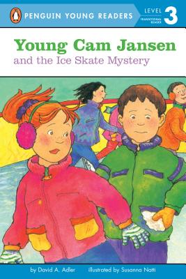 Young CAM Jansen and the Ice Skate Mystery - Adler, David A