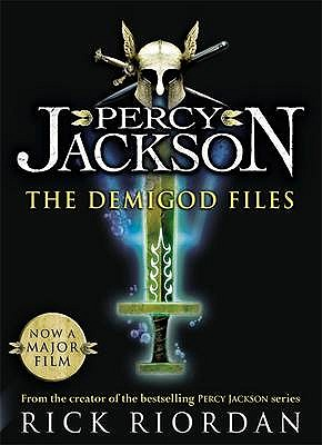 Percy Jackson: The Demigod Files - Riordan, Rick