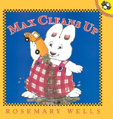 Max Cleans Up -