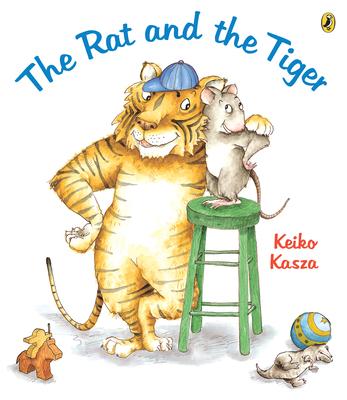 The Rat and the Tiger - Kasza, Keiko