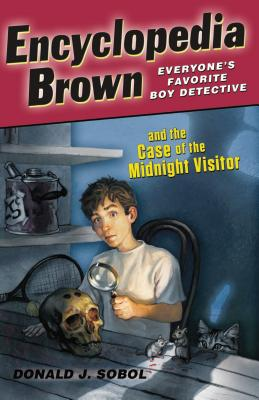 Encyclopedia Brown and the Case of the Midnight Visitor - Sobol, Donald J
