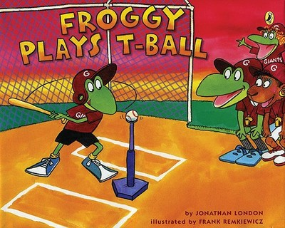 Froggy Plays T-Ball - London, Jonathan