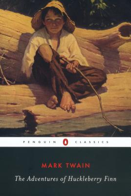 The Adventures of Huckleberry Finn - Twain, Mark, and Seelye, John (Introduction by), and Cardwell, Guy (Notes by)