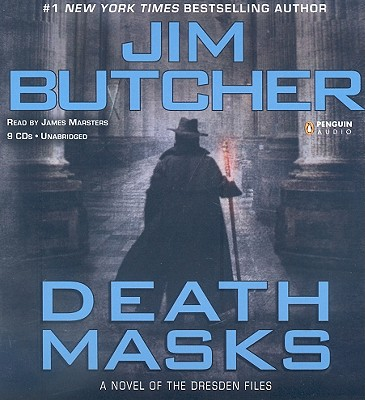 Death Masks - Butcher, Jim, and Marsters, James (Read by)