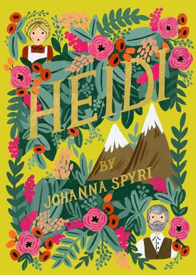 Heidi - Spyri, Johanna, and Hall, Eileen (Translated by)