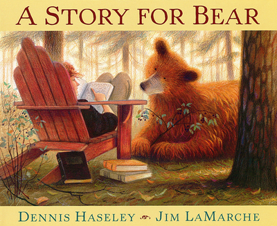 A Story for Bear - Haseley, Dennis