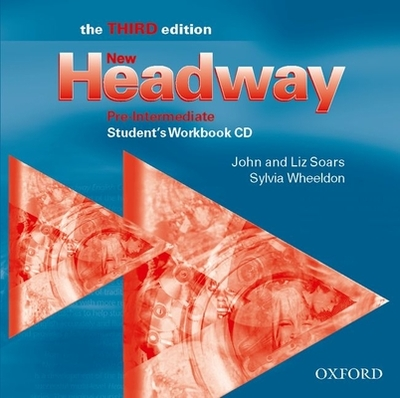 New Headway: Student's Workbook Audio CD Pre-intermediate level - Soars, John, and Soars, Liz, and Wheeldon, Sylvia