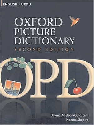 Oxford Picture Dictionary: English/Urdu - Adelson-Goldstein, Jayme, and Shapiro, Norma