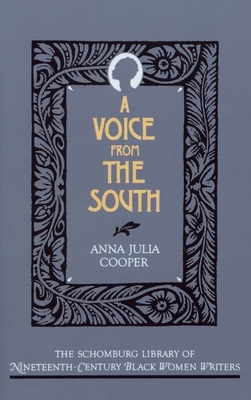 A Voice from the South - Cooper, Anna Julian