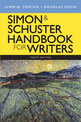 Simon & Schuster Handbook for Writers - Troyka, Lynn Quitman, and Hesse, Doug D.