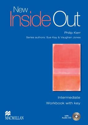 New Inside Out Intermediate: WB + Key Pack - Kay, Sue, and Jones, Vaughan
