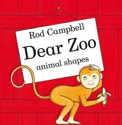 Dear Zoo Animal Shapes - Campbell, Rod