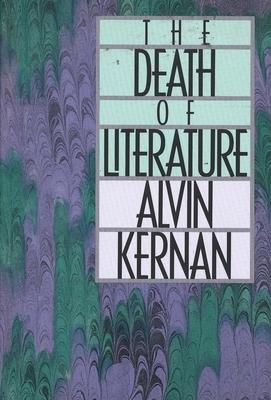 The Death of Literature - Kernan, Alvin B