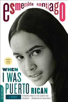 When I Was Puerto Rican - Santiago, Esmeralda