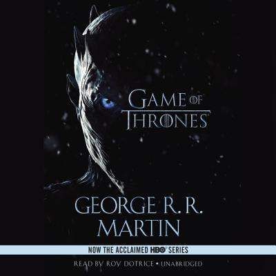 Game of Thrones - Martin, George R R, and Dotrice, Roy (Read by)
