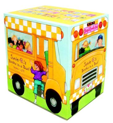 Junie B.'s Books in a Bus! (Books 1-27!) - Park, Barbara