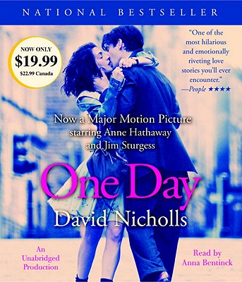 One Day - Nicholls, David, and Bentinck, Anna (Read by)