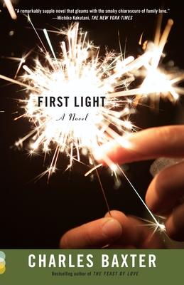 First Light - Baxter, Charles
