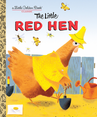 The Little Red Hen - Miller, J P, and Muldrow, Diane (Editor)