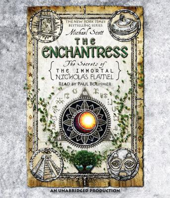 The Enchantress - Scott, Michael, and Boehmer, Paul (Read by)