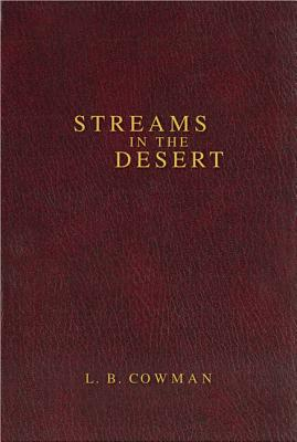 Streams in the Desert - Cowman, L B, and Reimann, James (Editor)