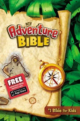 Adventure Bible-NIV - Zondervan Bibles (Creator)