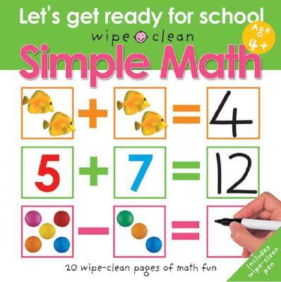 Simple Math - Priddy Books (Creator)