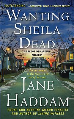 Wanting Sheila Dead - Haddam, Jane