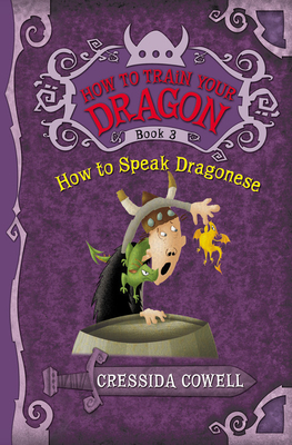 How to Speak Dragonese - Cowell, Cressida
