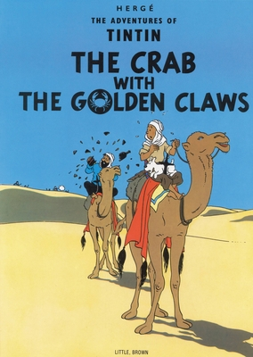 The Adventures of Tintin: The Crab with the Golden Claws - Herge, and Herg