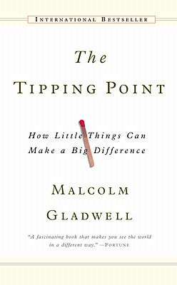 Tipping Point (International Edition) - Gladwell, Malcolm