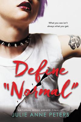 """Define """"Normal"""" - Peters, Julie Anne"""