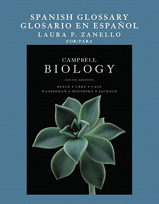 Spanish Glossary for Campbell Biology - Reece, Jane B., and Urry, Lisa A., and Cain, Michael L.