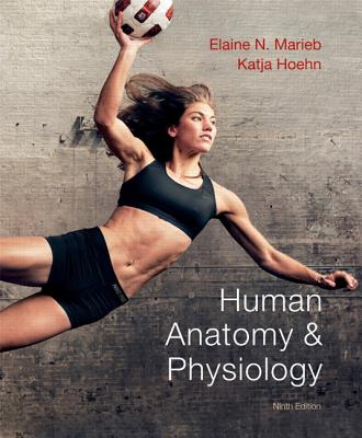Human Anatomy & Physiology with MasteringA&P - Marieb, Elaine N., and Hoehn, Katja