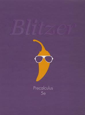 Precalculus - Blitzer, Robert